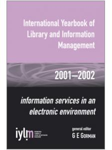 Image for Collection Management: International Yearbook of Library and Information Management 2000/2001