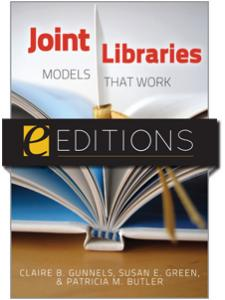 Image for Joint Libraries: Models That Work--eEditions e-book