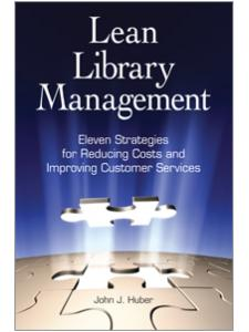 Image for Lean Library Management: Eleven Strategies for Reducing Costs and Improving Services