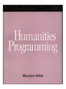 Image for Humanities Programming: A How-To-Do-It Manual for Librarians