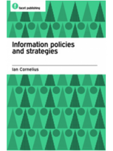 Image for Information Policies and Strategies: