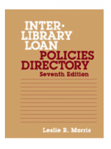 Image for Interlibrary Loan Policies Directory, Seventh Edition: