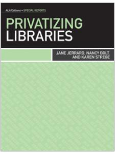 Image for Privatizing Libraries