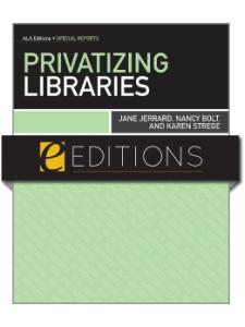 Image for Privatizing Libraries--eEditions e-book
