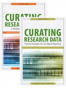Image for Curating Research Data, Volumes 1 and 2