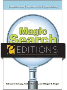 Image for Magic Search: Getting the Best Results from Your Catalog and Beyond--eEditions e-book