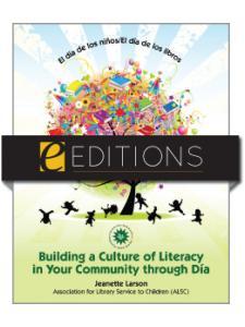 Image for El día de los niños/El día de los libros: Building a Culture of Literacy in Your Community through Día--eEditions PDF e-book