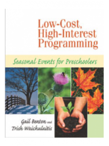 Image for Low-Cost, High-Interest Programming: Seasonal Events for Preschoolers