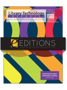 Image for Analyzing the Next-Generation Catalog--eEditions e-book