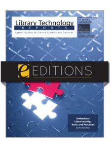 Image for Embedded Librarianship: Tools and Practices--eEditions e-book