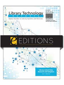 Image for Library Linked Data: Research and Adoption—eEditions e-book