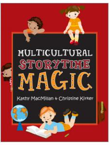 book cover for Multicultural Storytime Magic