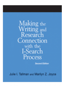 Image for Making the Writing and Research Connection with the I-Search Process, Second Edition: A How-To-Do-It Manual and CD-ROM for Librarians