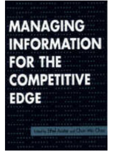 Image for Managing Information for the Competitive Edge: