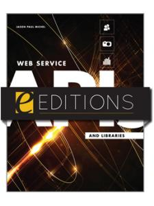 Image for Web Service APIs and Libraries--eEditions PDF e-book