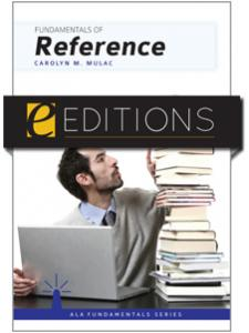 Image for Fundamentals of Reference--eEditions e-book