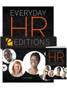 Image for Everyday HR: A Human Resources Handbook for Academic Library Staff--print/e-book Bundle