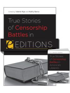 Image for True Stories of Censorship Battles in America's Libraries--print/e-book Bundle