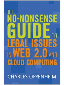 Image for The No-Nonsense Guide to Legal Issues in Web 2.0 and Cloud Computing