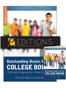 Image for Outstanding Books for the College Bound: Titles and Programs for a New Generation--print/e-book Bundle