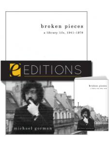 Image for Broken Pieces: A Library Life, 1941-1978--print/e-book Bundle