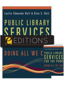 Image for Public Library Services for the Poor: Doing All We Can--print/e-book Bundle