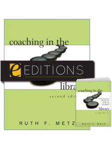Image for Coaching in the Library: A Management Strategy for Achieving Excellence, Second Edition--print/e-book Bundle