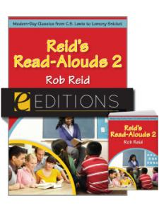 Image for Reid's Read-Alouds 2: Modern-Day Classics from C.S. Lewis to Lemony Snicket--print/e-book Bundle