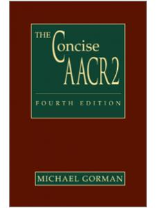 Image for Concise AACR2: Fourth Edition through the 2004 Update