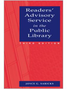 Image for Readers' Advisory Service in the Public Library: Third Edition