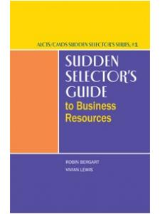 Image for Sudden Selectors Guide to Business Resources -- Digital Download