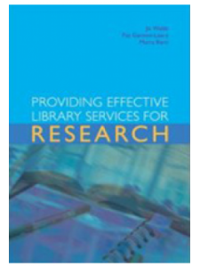 Image for Providing Effective Library Services for Research