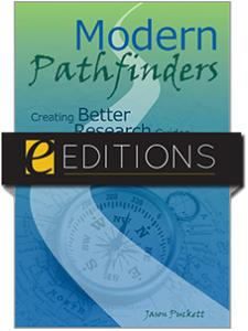 Image for Modern Pathfinders: Creating Better Research Guides—eEditions e-book