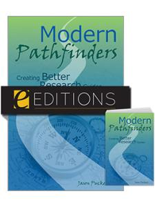 Image for Modern Pathfinders: Creating Better Research Guides—print/e-book Bundle