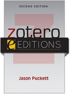 Image for Zotero: A guide for librarians, researchers, and educators, Second Edition—eEditions PDF e-book