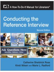 Image for Conducting the Reference Interview: A How-To-Do-It Manual for Librarians, Second Edition