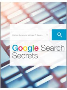 Image for Google Search Secrets