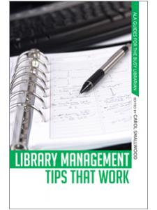 Image for Library Management Tips that Work