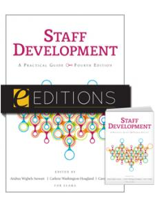 Image for Staff Development: A Practical Guide, Fourth Edition--print/PDF e-book Bundle