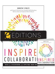 Image for Inspired Collaboration: Ideas for Discovering and Applying Your Potential — print/e-book Bundle