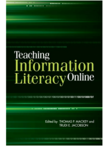 Image for Teaching Information <strong>Literacy</strong> Online