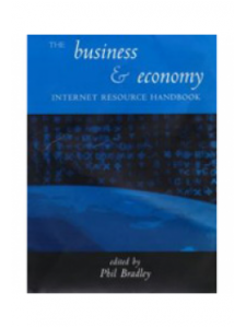 Image for The Business and Economy Internet Resource Handbook: