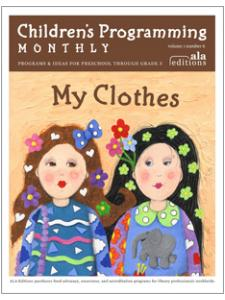Image for My Clothes (Children's Programming Monthly, vol. 1/no. 6)