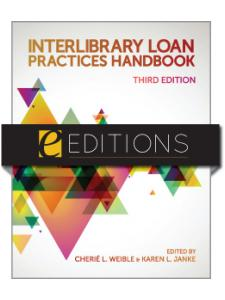 Image for Interlibrary Loan Practices Handbook, Third Edition--eEditions e-book