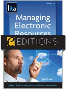Image for Managing Electronic Resources: A LITA Guide--eEditions PDF e-book