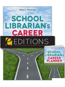 Image for School Librarian's Career Planner—print/e-book Bundle