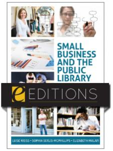 Image for Small Business and the Public Library: Strategies for a Successful Partnership--eEditions e-book