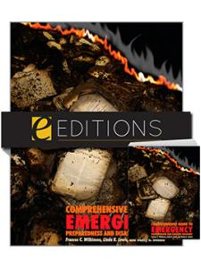 Image for Comprehensive Guide to Emergency and Disaster Preparedness and Recovery--print/e-book Bundle
