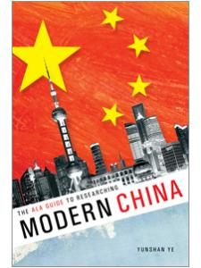 Image for The ALA Guide to Researching Modern China