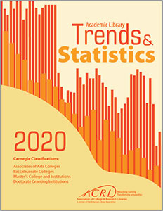 Image for 2020 ACRL Academic Library Trends And Statistics